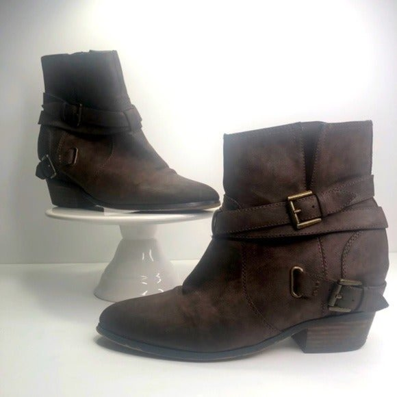 Crown Vintage Ankle Boots #10